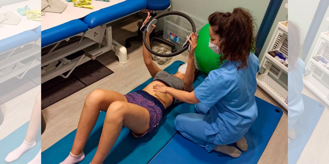 Pilates Terapéutico Individual - fisioterapia y osteopatía - clínica ignacio martínez gayoso - Molina de Segura - Murcia