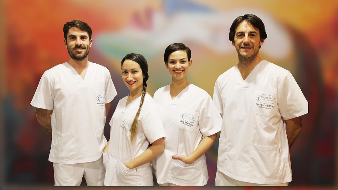 Profesionales Clínica de Fisioterapia y Osteopatía Ignacio Martínez Gayoso en Molina de segura - Murcia