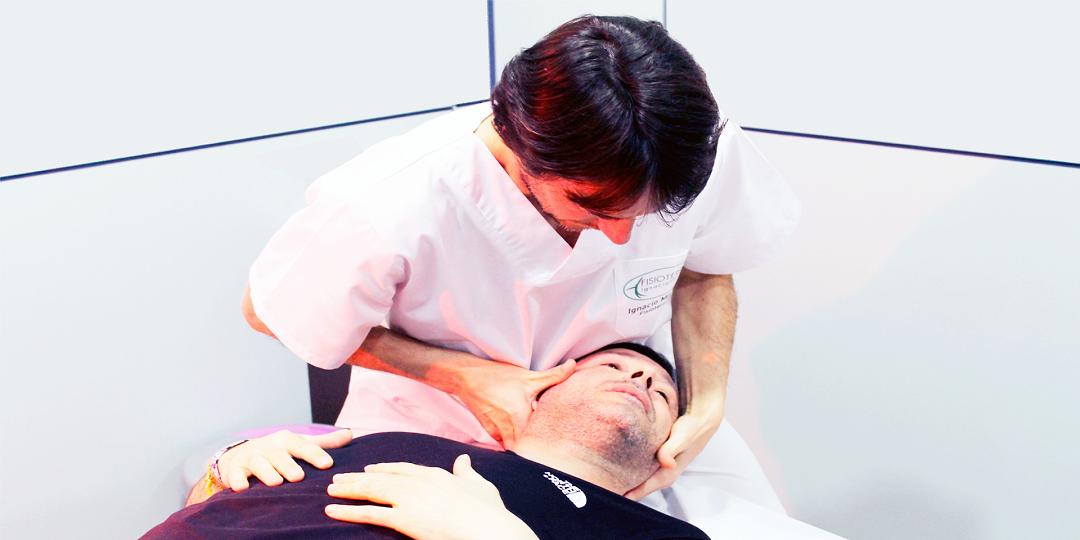 osteopatia - fisioterapia y osteopatía - clínica ignacio martínez gayoso - Molina de Segura - Murcia